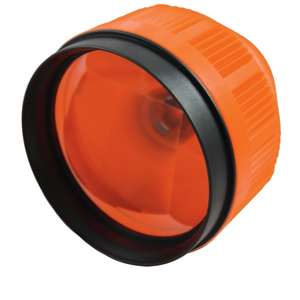 "SitePro Replacement 2-1/2"" Prism in Canister, Orange"