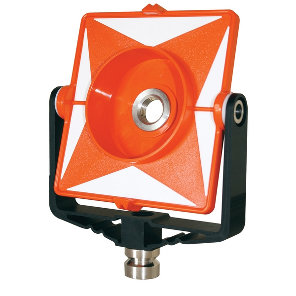 SitePro Single Tilt Prism Mount Only Polycarbonate w Metal Yoke