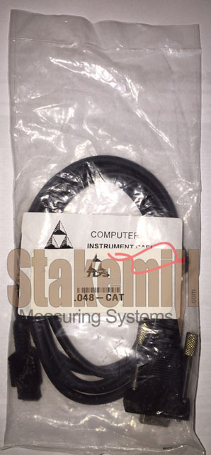 9 Pin to HP48 CalcData Cable 048-CAT