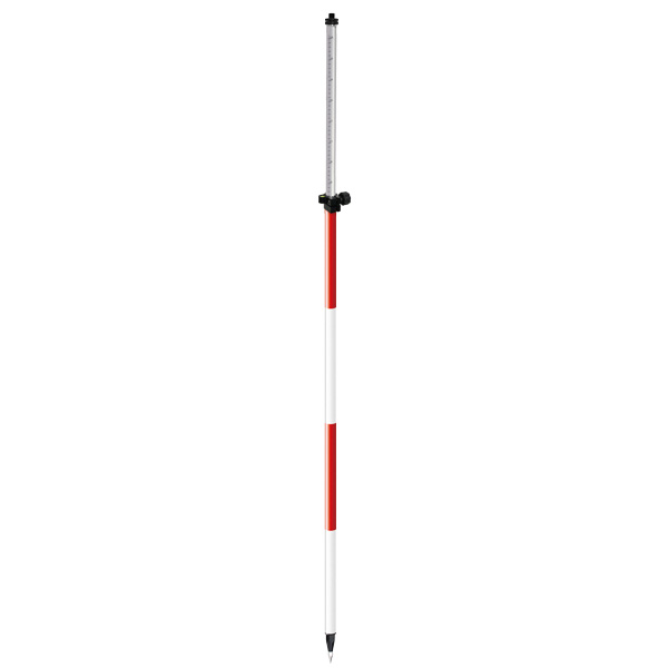 SitePro 15' Aluminum Prism Pole, Compression Lock