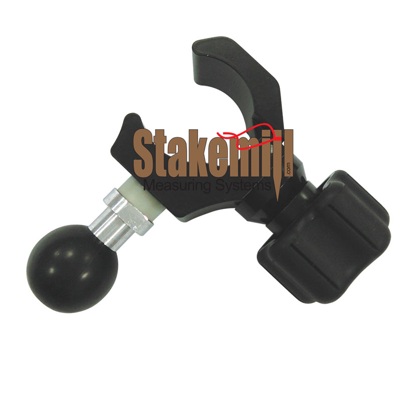 SitePro 2160 SureGrip Ball and Socket Pole Clamp