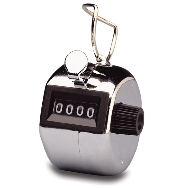 SitePro Hand Tally Counter
