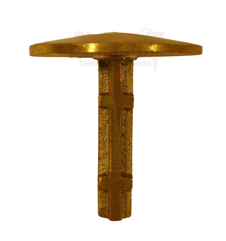 2 Inch Brass Survey Marker Dome Top 20-705