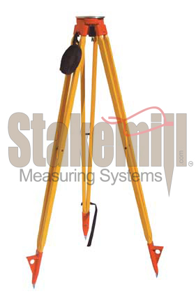 NEDO Surveyors Grade Wooden Fixed Leg Tripod