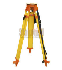 NEDO Surveyors Grade Wooden Tripod with Quick Clamp CLICK-IT