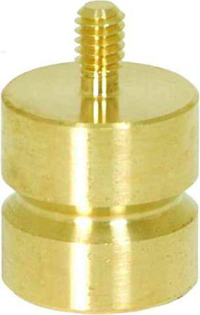 SECO Adapter, Prismpole, 5/8-11 Female to 1/4-20 Male 2131-00