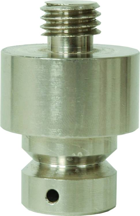 SECO Tribrach Adapter, 5/8-11 to Bayonet 2153-10-050