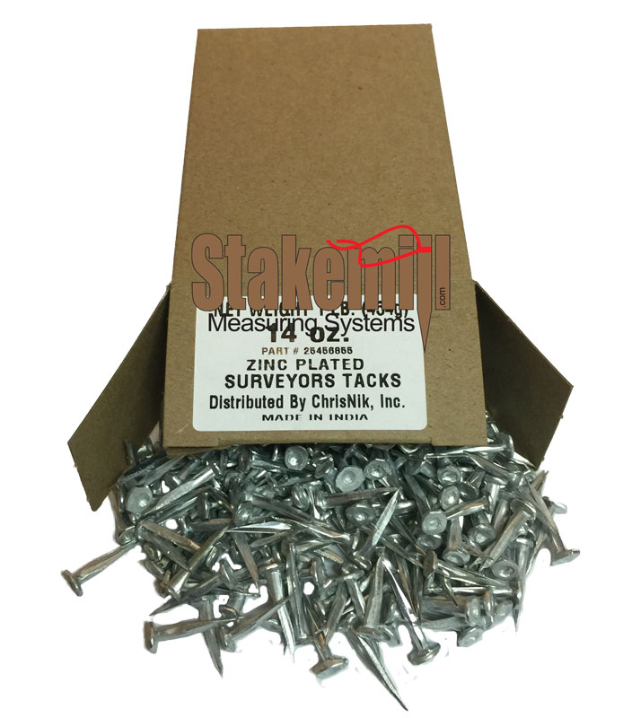 Stake tacks 1lb Box