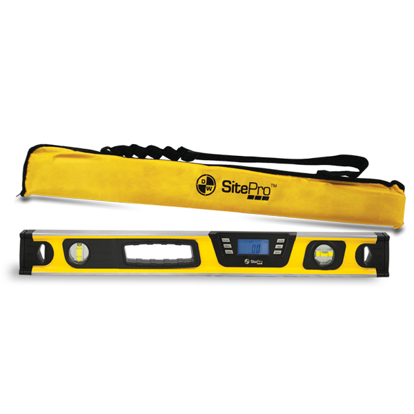 SitePro DL24 24-in Digital Box Level