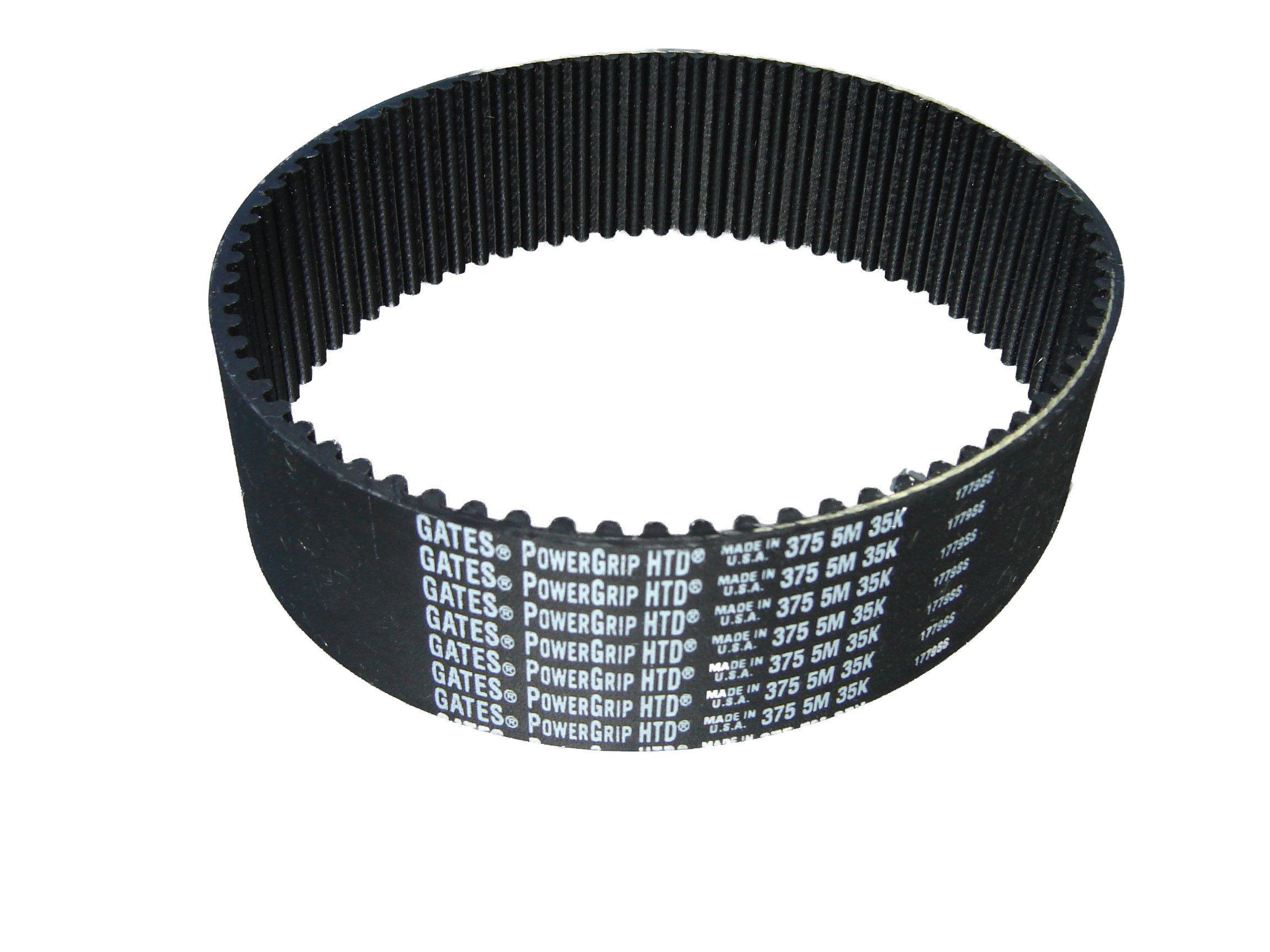 Coolcharger Cog Belt Gates PowerGrip 375 5M 35K
