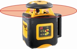 40-6535 Electronic Self-Leveling Horizontal Rotary Laser Level