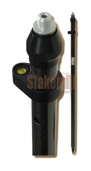 SECO 2-Position Carbon Fiber Snap-Lock 1.6 & 1.8 Rover Rod