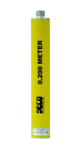 SECO Fiberglass 1.25 In Pole Rod Extension 0.2 Meter 5130-10