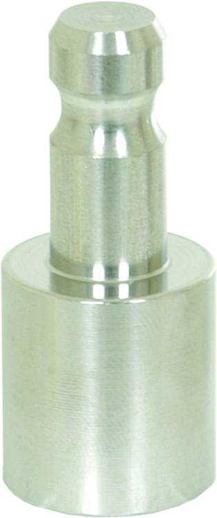 SECO GPS Quick-Release Adapter Nipple Stainelss Steel