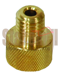 SECO Brass 5/8 x 11 Thread Extension