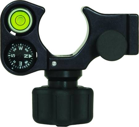 SECO Claw Quick-Release Pole Clamp Compass 40 Min Vial 5200-155