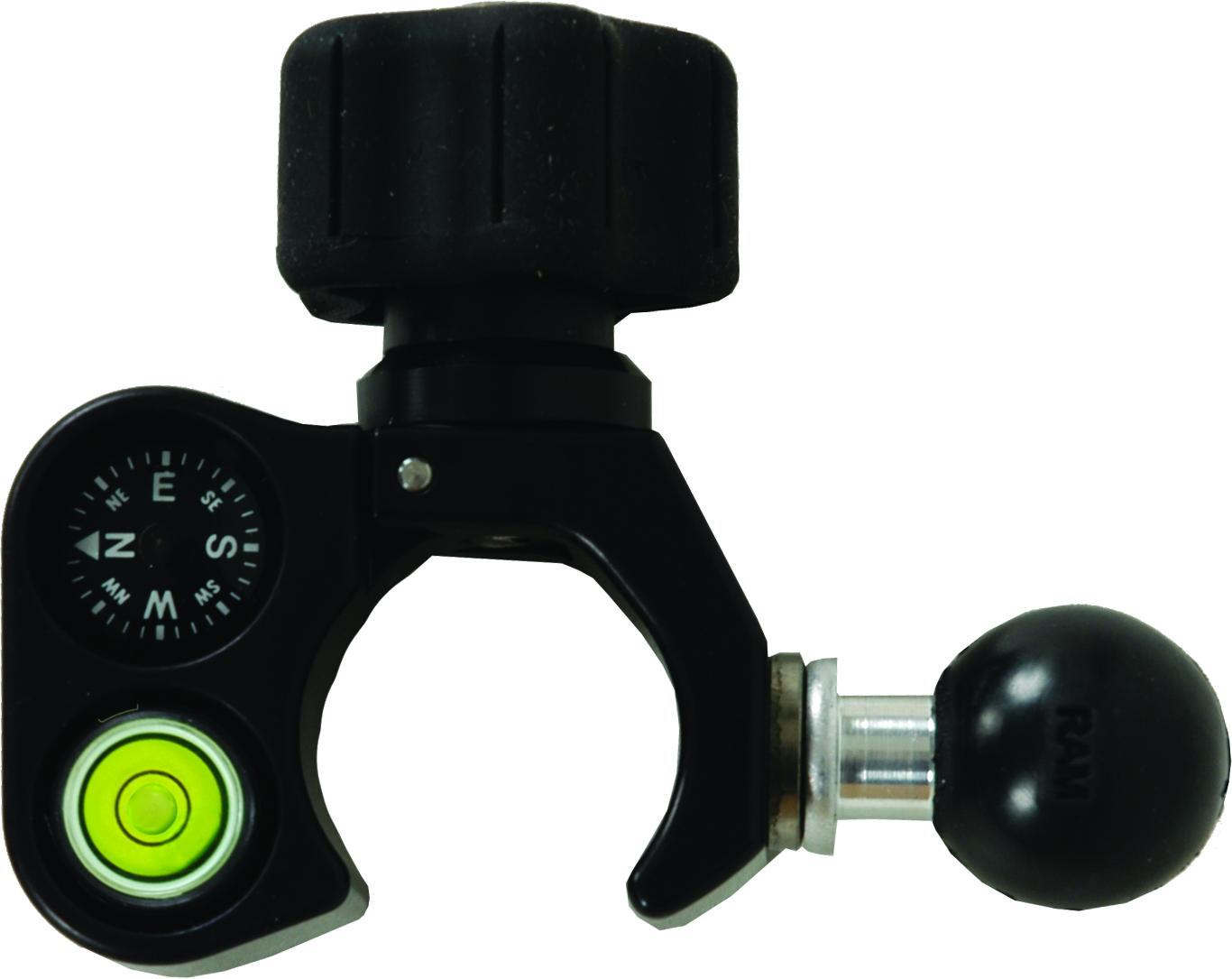 SECO Claw Ball-and-Socket Clamp 40 Min & Compass 5200-165