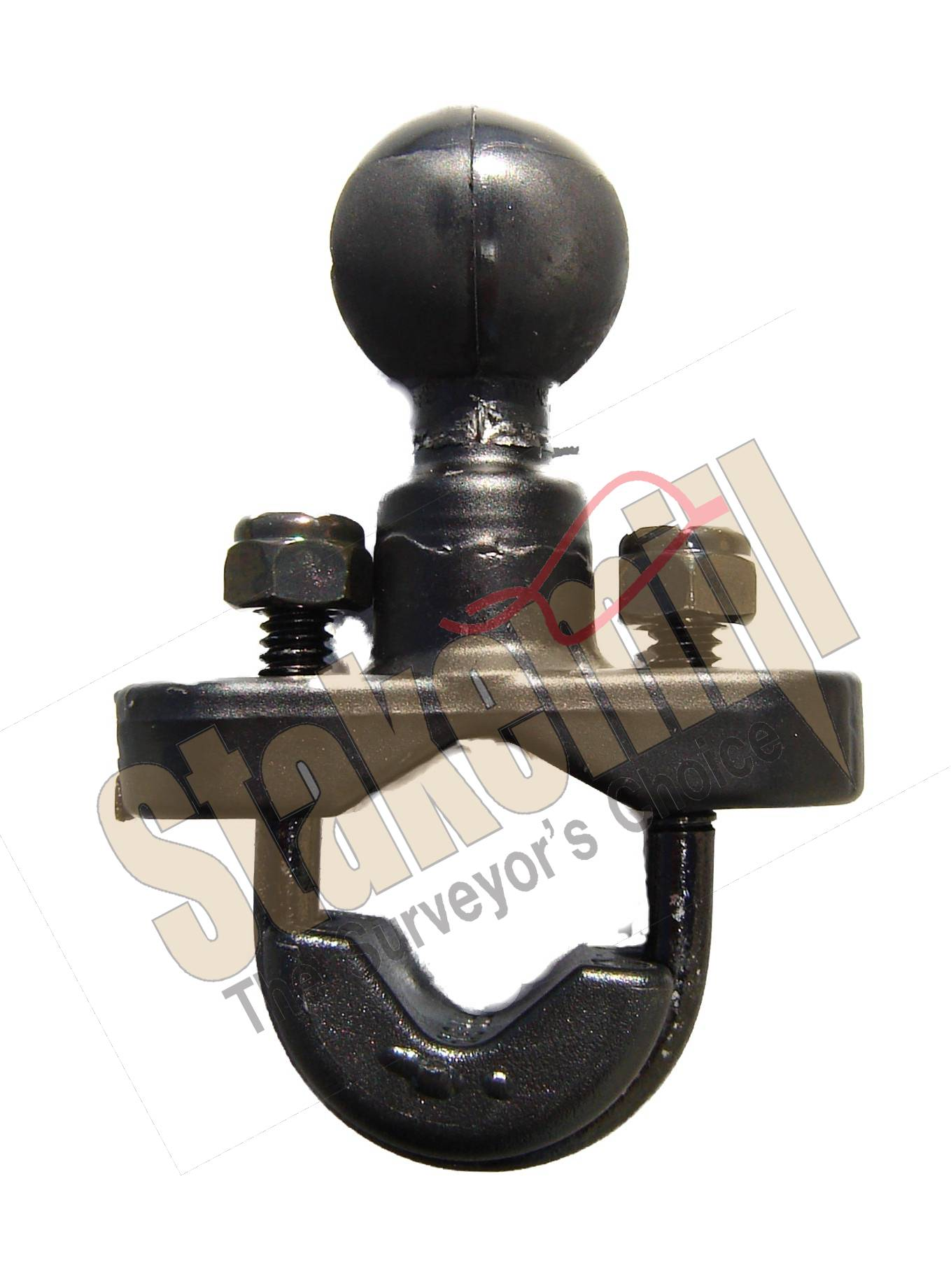 SECO Ram Ball Clamp Mount - ATV or Pole