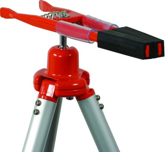 SECO Alligator Clamp Prism Pole Tripod 5214-00