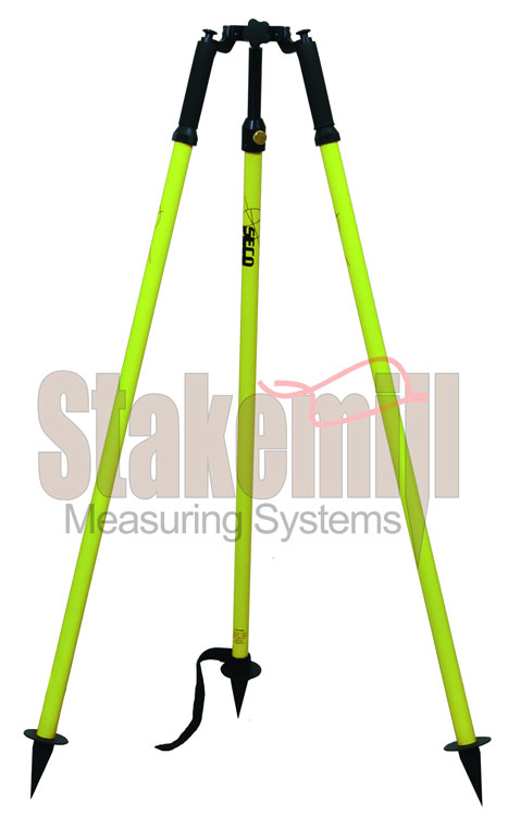 SECO Thumb-Release Prism Pole Tripod 5218-02-FLY