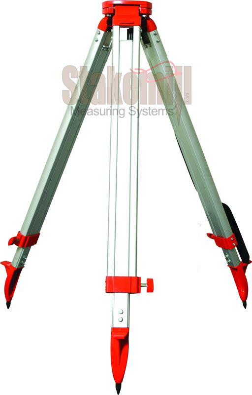 "5401-30 Tripod, Aluminum, TL 67"" Flat Head Orange"
