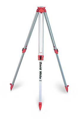 David White Aluminum Tripods