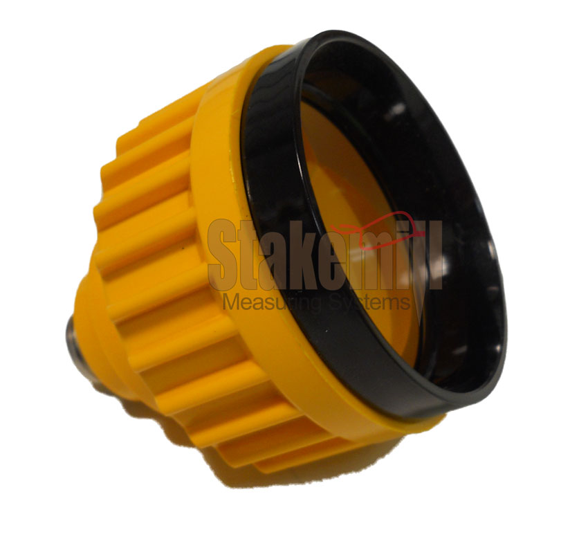 "SitePro Replacement 2-1/2"" Prism in Canister, Yellow"