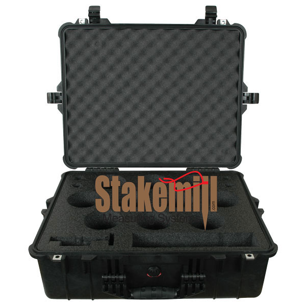 SECO 100mm Laser Scanner Sphere Hard Carry Case 6703-014