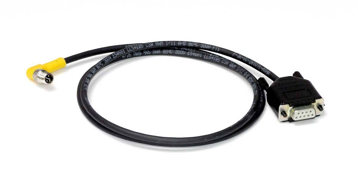 36 inch LTI 4-PIN to DB9 Download Cable
