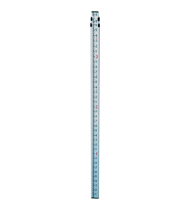 Spectra Aluminum Builders Rod: 3-pc 10Ft tenths 7301-30