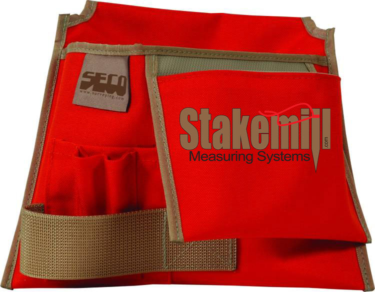 SECO Construction-Style Tool Pouch with Rhinotek Lining