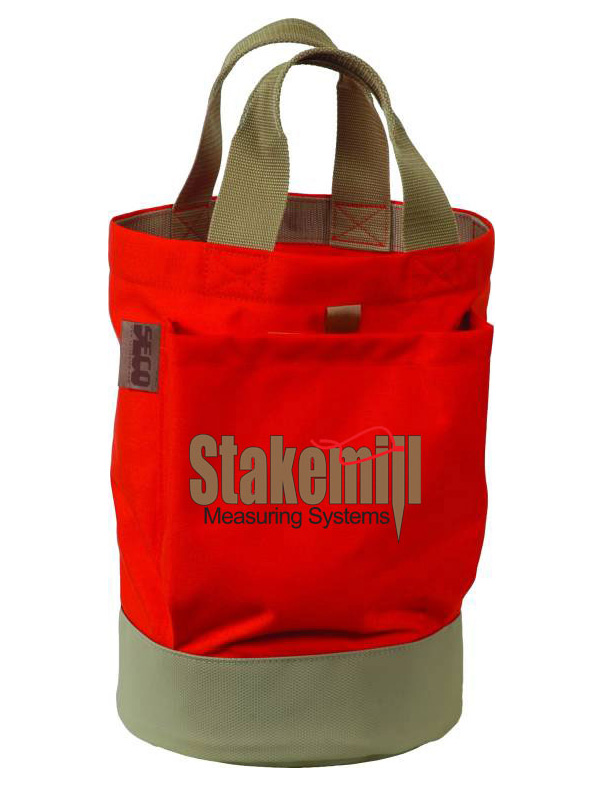 SECO HD Bucket Bag with Single Outside Pocket with Rhinotek