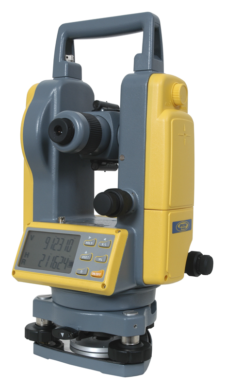 Spectra Precision DET-2 Construction Theodolite 2 Second
