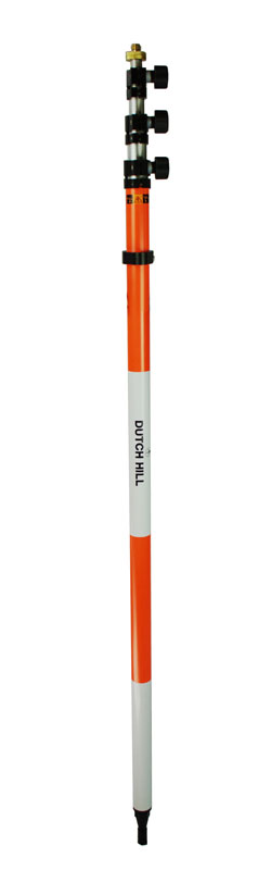 Dutch Hill Aluminum Prism Pole 15ft