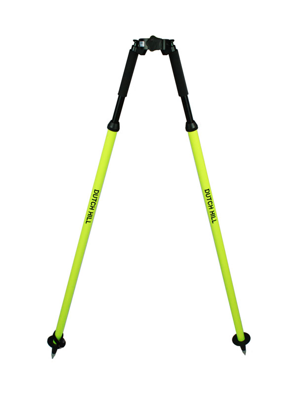 Dutch Hill Aluminum Bipod Fluorescent Yellow