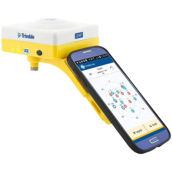 Trimble Leap GNSS Receiver for Android