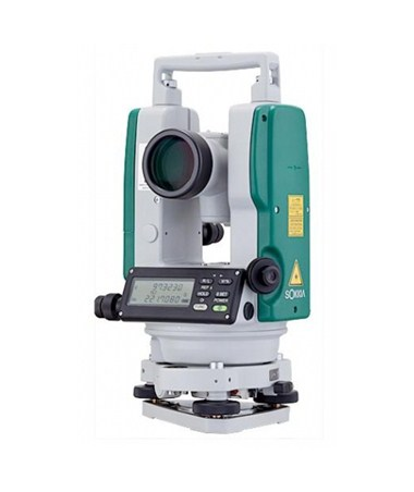 "Sokkia DT740 7"" Electronic Digital Theodolite Dual Display 73003"