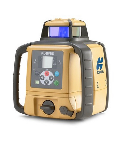 Topcon RL SV2S Dual Grade Laser Rechargeable 313990703