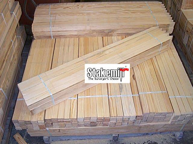 24 inch Wood Survey Lath
