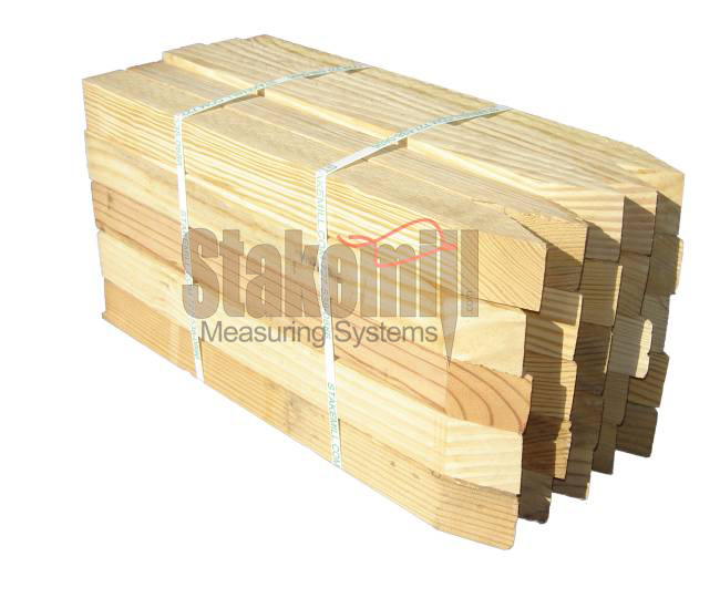 18 Inch 2x2 Stakes (25)