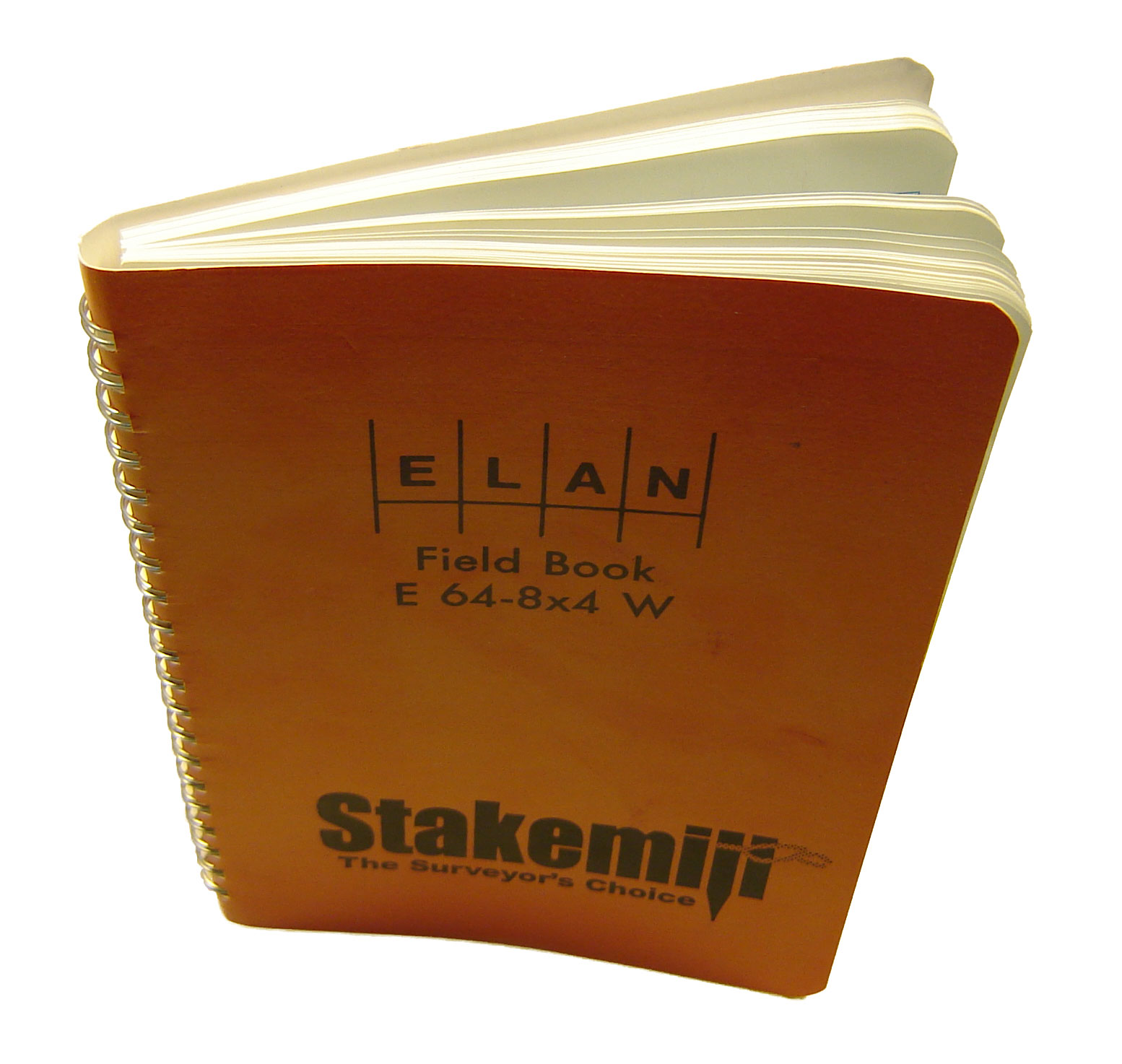 Elan Field Book E64-8X4Wire-O 8x4w
