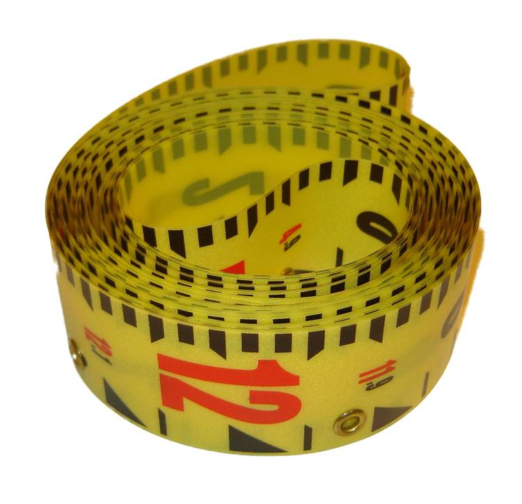 Lenker Style Rod Replacement Tape 10 ft Inches & 10ths