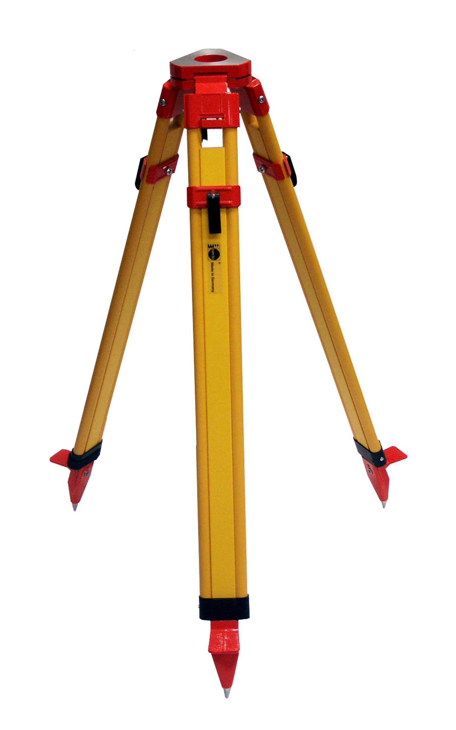 NEDO Heavy-Duty Wooden Tripod with Quick Clamp