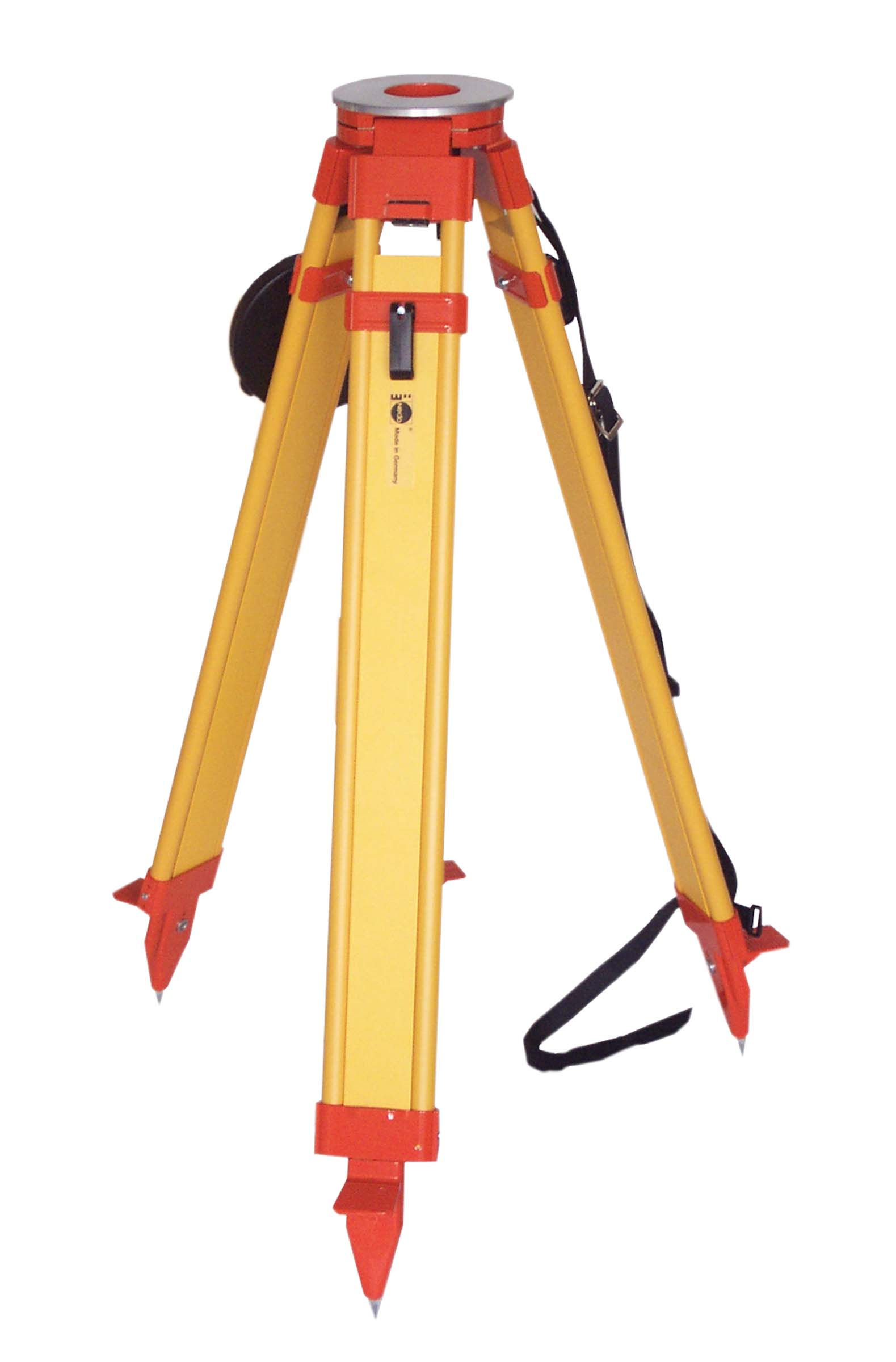 NEDO Surveyors Grade Wooden Tripod with Quick Clamp