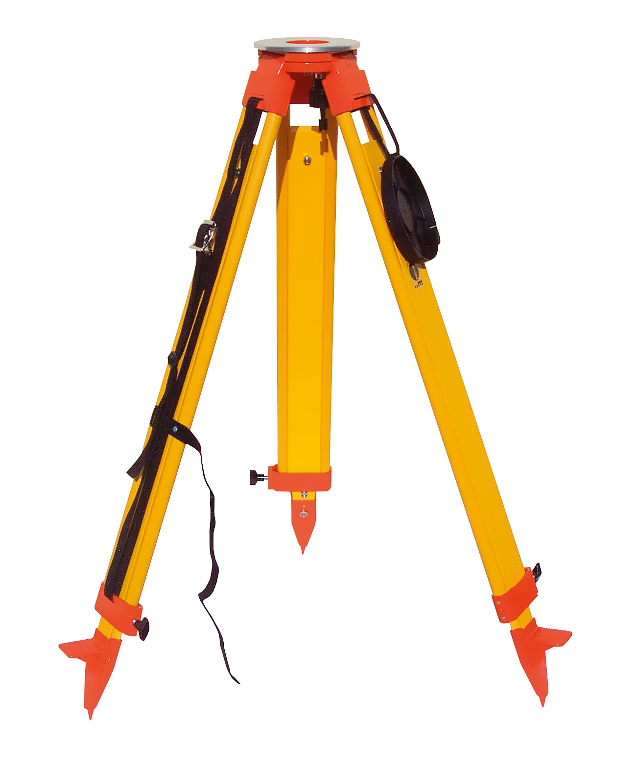 NEDO Surveyors Grade Wooden Tripod with Screw Clamp