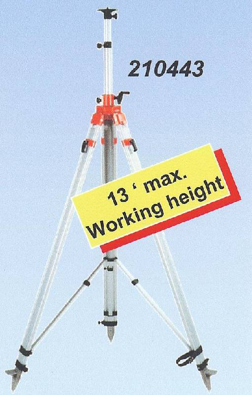 NEDO Giant Elevating Tripod 210443-185