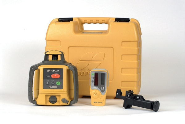 Topcon RL-H4C Self-Leveling Rotary Laser Alkaline 57177