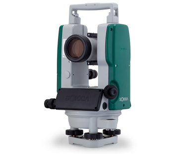 "Sokkia DT940 9"" Electronic Digital Theodolite Single Display"