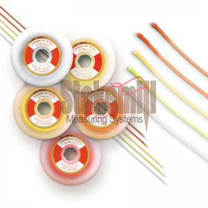 Gammon Reel Refill 24yds Bobbin Orange 8246203