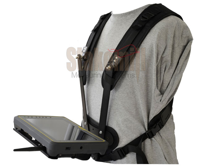 SECO Two Shoulder Tablet Harness